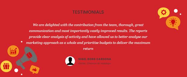 Summon client testimonial